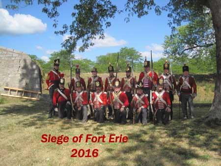 Battle of Ft Erie 2016