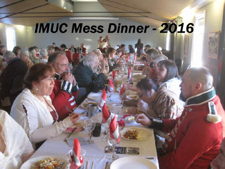IMUC Mess Dinner 2016