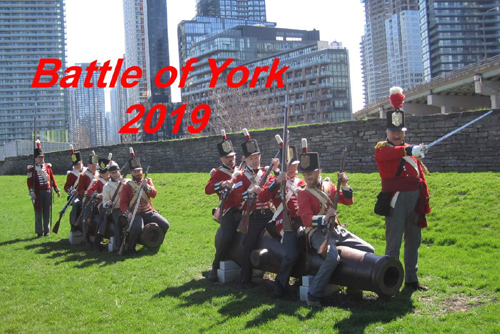 Battle of York 2019